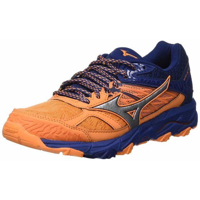 huge sale cheaper temperament shoes Mizuno - Chaussures femme Wave Mujin 5 - pas cher Achat / Vente ...
