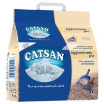 Catsan - Litière Agglomérante Plus 5L