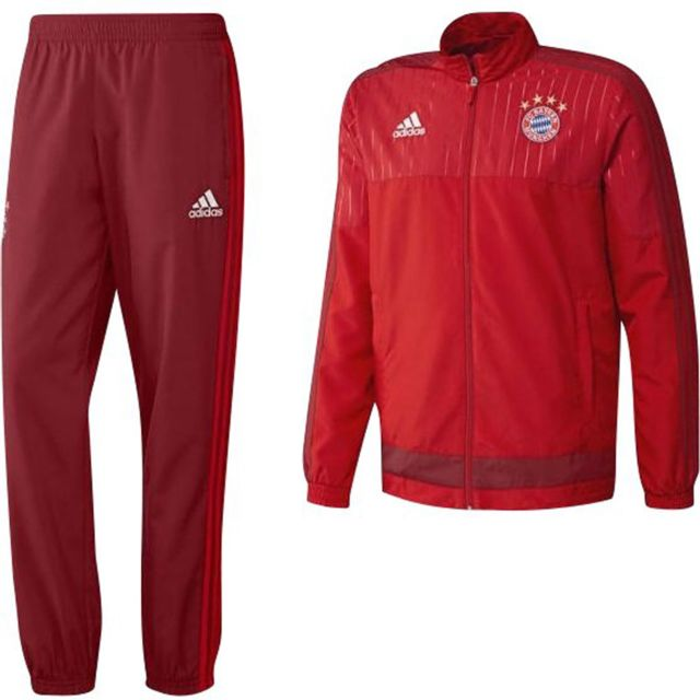 affordable price detailed images online shop Adidas performance - Survêtement Football Bayern Munich ...