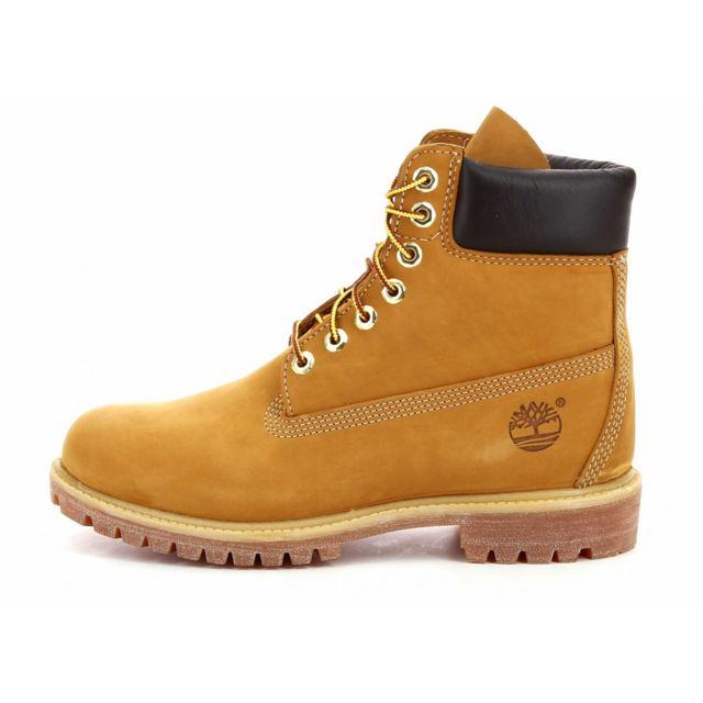 Timberland - Boots Bucheron 6 Inch - Ref. 10061 Beige