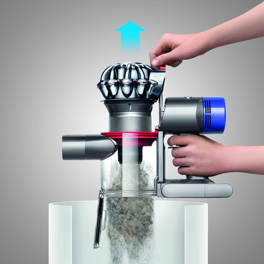 dyson aspirateur balai sans fil v8 absolute achat. Black Bedroom Furniture Sets. Home Design Ideas