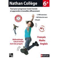 Mindscape - Nathan Collège 6E - Éd. 2008/2009 - Pc - Neuf