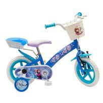 Disney - La Reines Des Neiges - Vélo enfant 12 pouces - 681