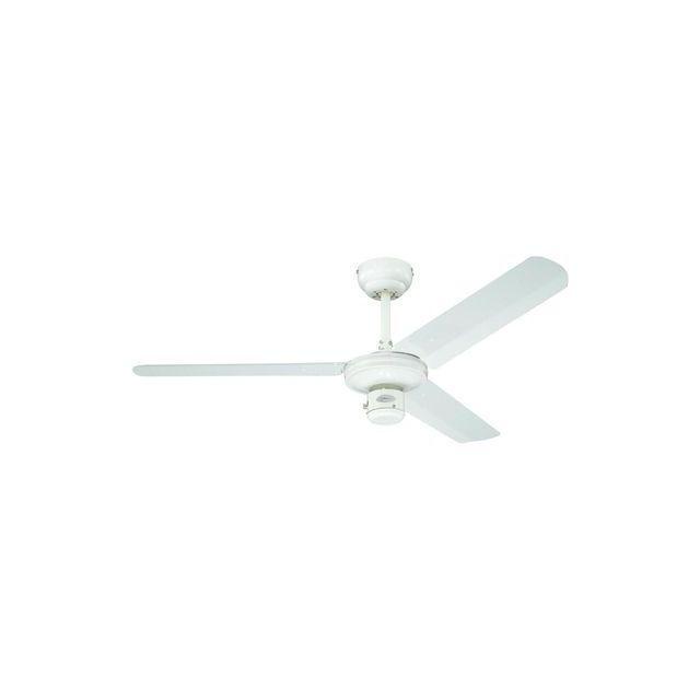 Ventilateur Industrial 122cm Blanc