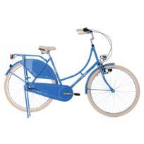"KS CYCLING - Vélo hollandais dame 28"" Tussaud 3 Vitesses TC 53 cm"