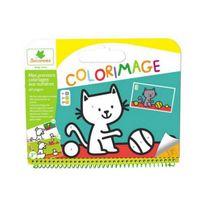 Sycomore - Colorimage Mes premiers coloriages au numero