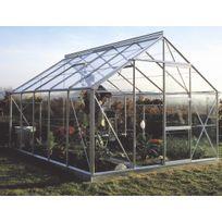 Autre - Acd - Serre en verre trempé 3 mm 10 m²