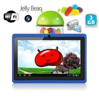 Yonis - Tablette tactile Android 4.1 Jelly Bean 7 pouces capacitif 3D Bleu