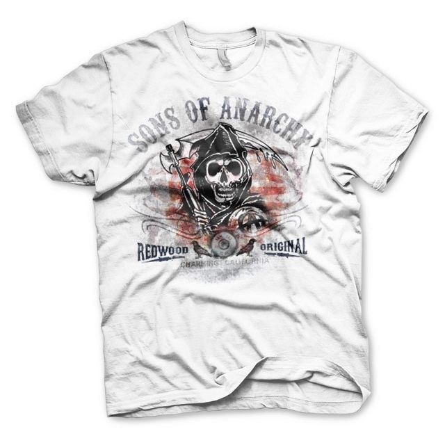 Marque Generique - Sons Of Anarchy - T-shirt