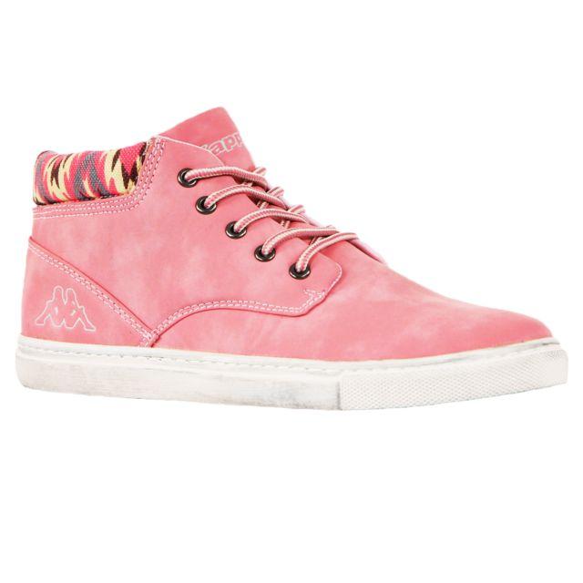 cd54ebf079d Kappa - Cit Chaussure Enfant - Taille 35 - Rose - pas cher Achat   Vente  Baskets enfant - RueDuCommerce