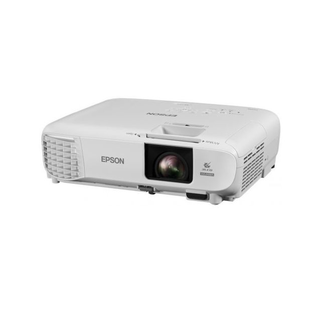 EPSON videoprojecteur EB-U05 Projecteur Full HDDonnez vie à vos films avec ce projecteur Full HD, de 3400 lumens, facile d'utilisation avec WiFi en option