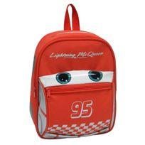 DISNEY - Mini sac à dos CARS - 30 cm - Rouge - Maternelle