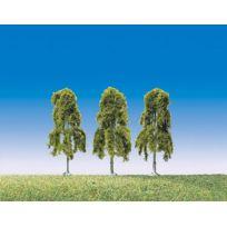 Faller - Modélisme : Végétation : Arbres série super : 3 bouleaux pleureurs