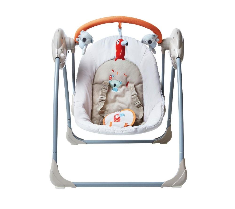Transat balancelle bébé KOALA - Gris