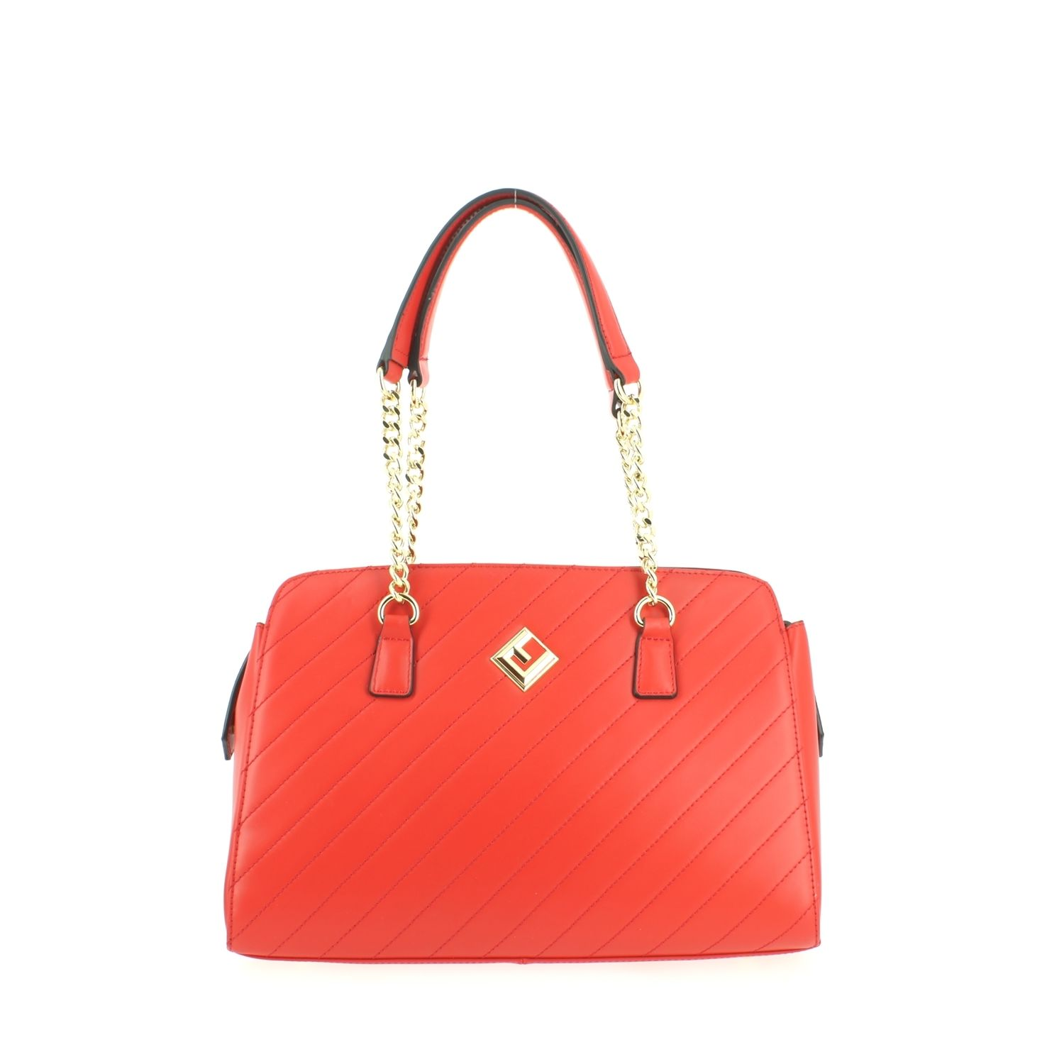 40596ede06 TED LAPIDUS- Sac shopping Zurich Rouge