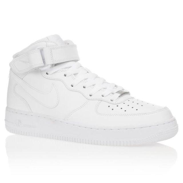 le dernier d6462 38252 Nike - Baskets Air Force 1 Mid Homme - pas cher Achat ...