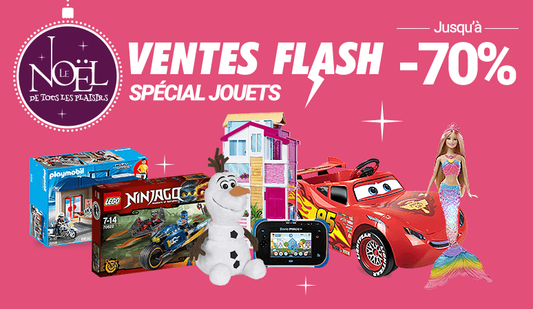 Ventes Flash Jouets