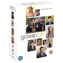 - Gossip Girl - Season 1-4 Complete IMPORT Anglais, IMPORT Dvd - Edition simple