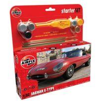 Airfix - Maquette voiture : Starter Set : Jaguar E-type