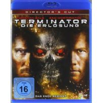 No Name - Bd Terminator 4 Erloesung D.C. Blu-ray, Import allemand