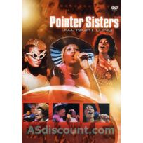 One Plus One - The Pointer Sisters : All Night Long Live 1974 - Dvd - Edition simple