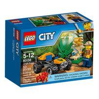 Lego - 60156 City - Le buggy de la jungle