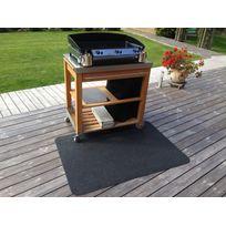 JARDI D'JO - Tapis pour planchas et barbecues gaz et éléctriques