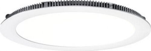 Aric spot encastré rond - flat 13 - a led - 4000k -13 watts - couleur blanc