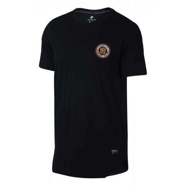 f36774be14e2 Cher 010 Pas Tee 911396 Crest Nike Shirt Vente Flag Achat Zx0qSAgv