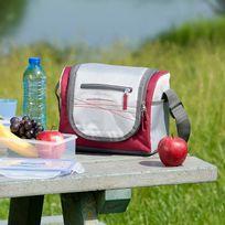 Campingaz - Sac déjeuner isotherme 5L avec 2 boîtes rigides et 1 accumulateur de froid flexible Picnic