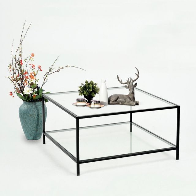 Ego Design Table basse en verre Sun design