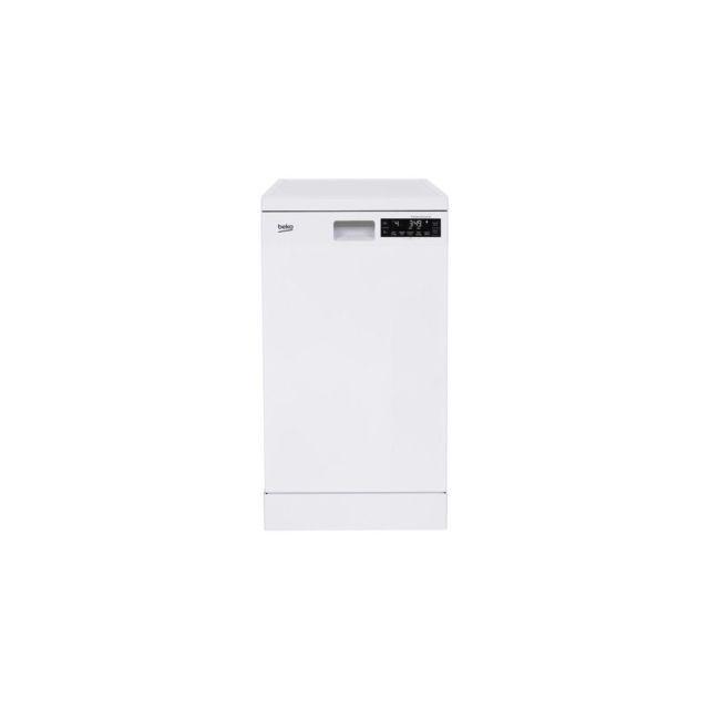 Beko Lave-vaisselle-pose Libre-45 Cm-nombre De Couverts : 11-8,7 L-niveau So - Dfs28120w