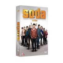 M6 Interactions - Soda Coffret de la Saison 3 Partie 1 - Dvd