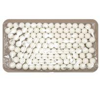Giant Dragon - Balle de tennis de table Balles 120 white 3 stars Blanc 65158