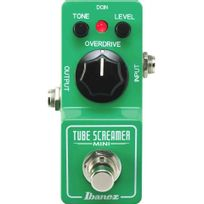 Ibanez - Tube Screamer Mini - Overdrive guitare