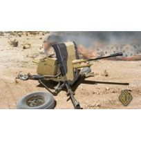 Ace Authentic - Ace 72504 British 40MM At Gun Qf 2 Pounder 1:72 Maquette