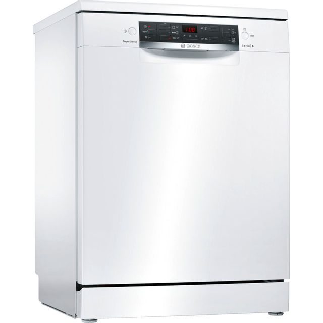 bosch lave vaisselle supersilence sms45gw00e blanc achat lave vaisselle a. Black Bedroom Furniture Sets. Home Design Ideas