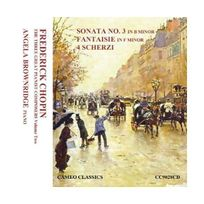Cameo - Chopin : Oeuvres pour piano. Brownridge