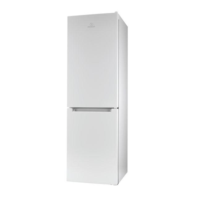 Indesit Réfrigérateur congélateur combiné LI80 FF 1 W