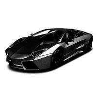 Bburago - Modèle réduit - Collection Diamond - Lamborghini Reventon - Echelle 1/18 : Noire