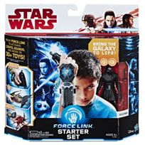 "STAR WARS - Kit de démarrage ""Forcelink"" bracelet + figurine 10 cm - C13641010"