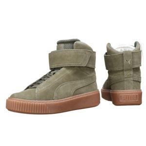 Puma Chaussures Suede Platform Mid OW Puma soldes 50xVAWjr