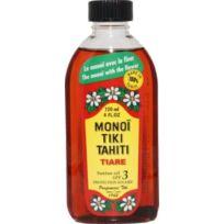 Monoi Tiki Tahiti - Monoi Tiki au Tiaré Bronzant, 60 ml