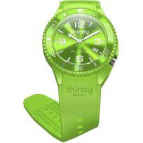 Thirsty Watch - Montre homme o? femme Thirsty Kiwi unisex Bo-kiwi