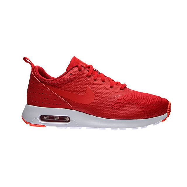 Nike Basket Air Max Tavas Rouge 705149 602 44 pas cher