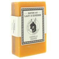 Tous - Savon Cannelle / Orange au Lait Frais d'Anesse Bio - 125gr