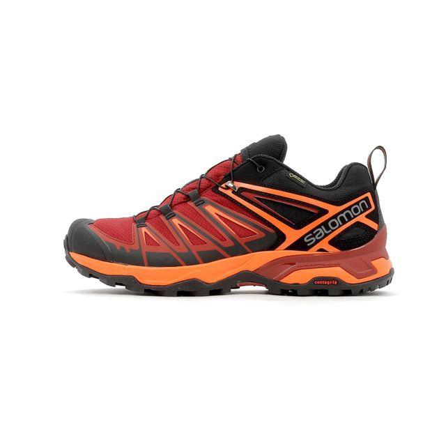 b1a1fb4ed0d Salomon - Chaussures de randonnée X Ultra 3 Gtx - pas cher Achat   Vente  Chaussures grande rando - RueDuCommerce