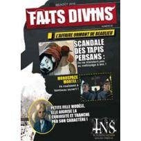 Raise Dead Editions - Jeux de rôle - Ins/Mv Génération Perdue : Faits Divins Numero 03 Avec Cartes