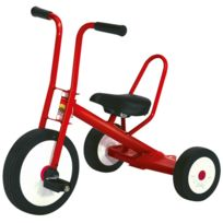 Italtrike - tricycle 3/6ans speedy rouge