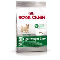 Royal Canin - Croquettes Mini Light Weight Care pour Chien - 2Kg
